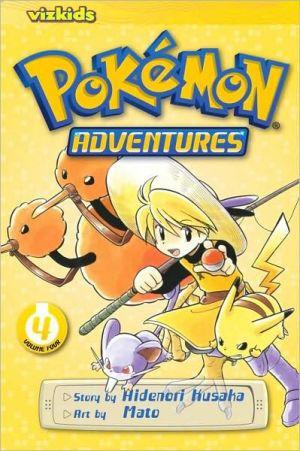 Pokémon Adventures, Vol. 4 (2nd Edition)