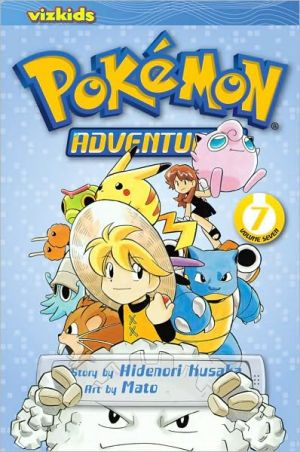 Pokémon Adventures (Red and Blue), Vol. 7
