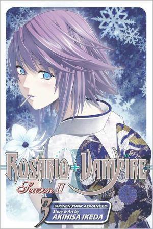 Rosario+Vampire: Season II