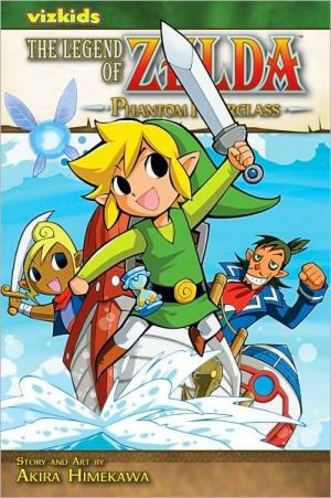 The Legend Of Zelda, Vol. 10: Phantom Hourglass