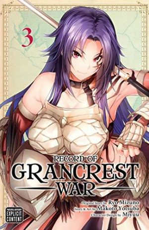 Record Of Grancrest War, Vol. 3 (3)