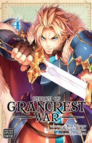 Record Of Grancrest War, Vol. 4 (4)