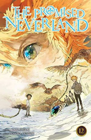 The Promised Neverland, Vol. 12