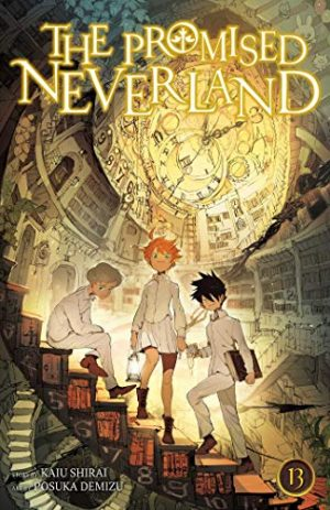 The Promised Neverland, Vol. 13 (13)