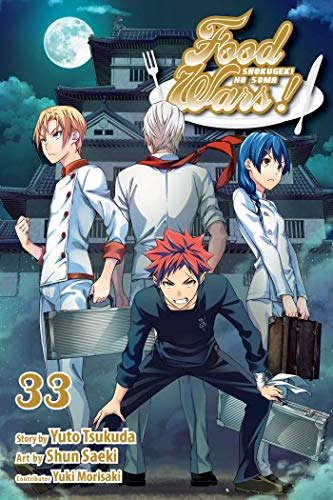 Food Wars!: Shokugeki No Soma, Vol. 33 (33)