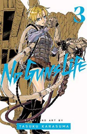 No Guns Life, Vol. 3 (3)