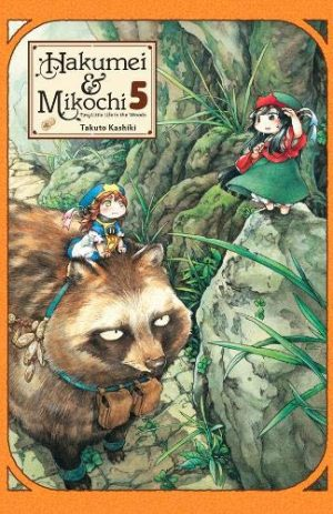 Hakumei & Mikochi: Tiny Little Life In The Woods, Vol. 5