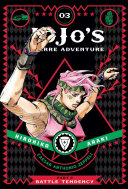 JoJo's Bizarre Adventure: Part 2--Battle Tendency, Vol. 3