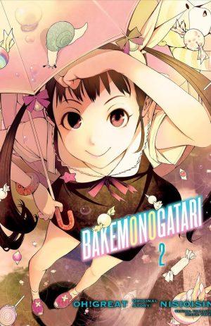 Bakemonogatari, Volume 2