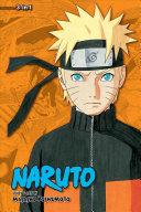 Naruto (3-in-1 Edition), Vol. 15
