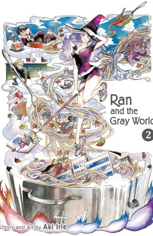Ran and the Gray World, Vol. 2