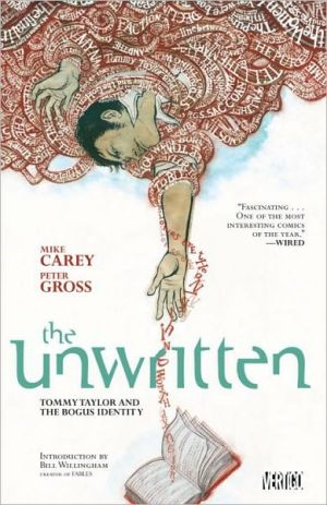The Unwritten 01