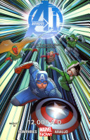 Avengers A.I. Volume 2